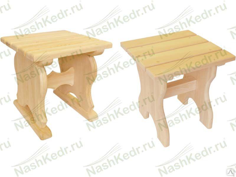 Деревянные табуреты своими руками чертежи