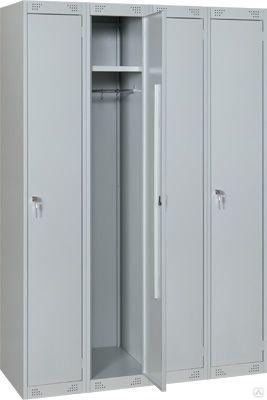 Шкафы для одежды металлические 401_big