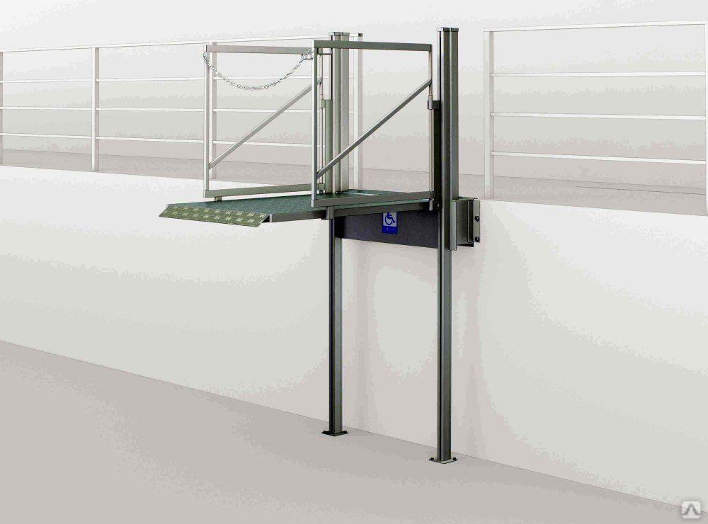 Подъемник Для Инвалидов Вертикальный ПП-101:Астер-Лифт Страна Беларусь, цена в Гомеле от компании ЧПУП Астер-Лифт